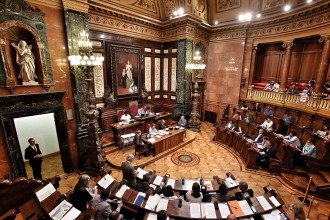 Vés a: Barcelona acorda una declaració en suport als encausats pel 9-N