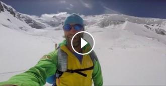 Vés a: VÍDEO El veloç descens en esquí pel Nanga Parbat de Ferran Latorre