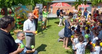 Solsona i dotze municipis de Lleida promouran la fruita entre infants aquest juliol