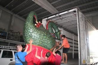 El Carnaval de Solsona convidat d'honor a les Santes de Mataró