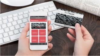 Vés a: NacióDigital crea la comunitat SócNació