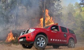 Vés a: Augmenten un 8% els incendis de vegetacio declarats a Catalunya
