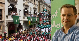 Jordi Bertran serà el cap de plaça de la Diada de Sant Fèlix