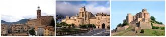 Solsona, Cardona i Súria engeguen una promoció turística conjunta dels centres històrics
