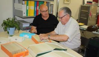 L'Arxiu Comarcal del Jussà ingressa el fons fotogràfic de Jordi Mir