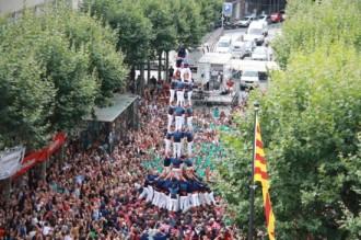 NacióCastells emetrà en directe la diada castellera de Les Santes