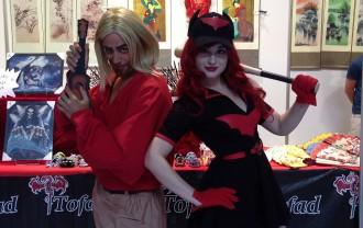 L'ExpOtaku arrenca amb la presència de dos «cosplays» internacionals