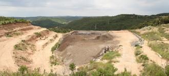 El Consell vol allargar la vida del dipòsit comarcal de residus