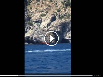 Vés a: VÍDEO Crema una barca a Cadaqués