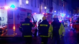 Vés a: Un refugiat sirià mor a Alemanya en fer detonar un explosiu a prop d'un concert