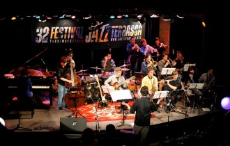 Jazz amb Free Spirits Big Band de David Mengual