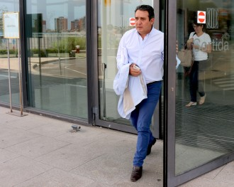 Suspès l'ingrés a presó de Bustos per la peça de Montcada del cas Mercuri