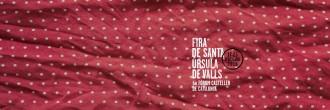 El cartell de Santa Úrsula d'aquest any es fixa en el mocador casteller