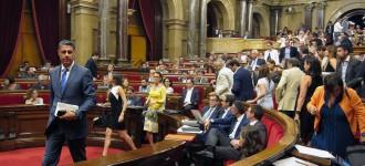 Vés a: El Parlament aprova el procés de desconnexió amb Espanya