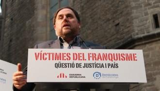 Vés a: ERC i Demòcrates reclamen «justícia» per a les víctimes del franquisme