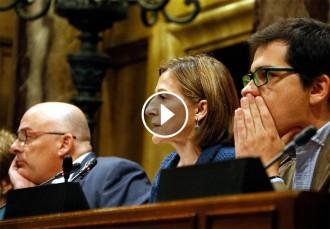 Vés a: VÍDEO EN DIRECTE  Última sessió del ple del Parlament abans de vacances