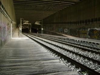 Vés a: Baricentro: una estació fantasma soterrada en ple Vallès