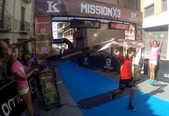 Vés a: Marc Pérez compleix el somni i queda primer a la Trail Catllaràs