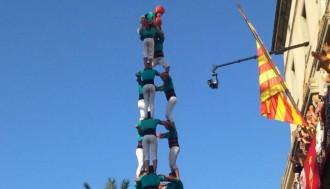 Vés a: Els Castellers de Vilafranca fan història amb el 3 de 10 a Vilanova i la Geltrú