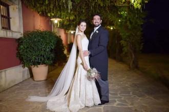 Vés a: Pronovias felicita Inés Arrimadas per casar-se duent un dels seus vestits