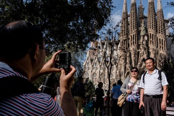 Catalunya tanca l'agost millorant l'ocupació turística de l'any passat
