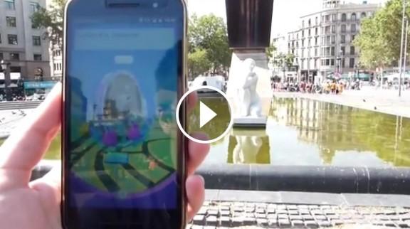 Com jugar a «Pokémon Go» des de Solsona