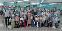 Un grup de pelegrins de la diòcesi de Solsona marxa cap a Polònia