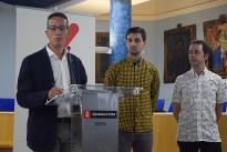 Vés a: Òmnium Garrotxa selecciona la lluita pels volcans com la més important de la comarca