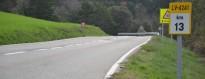 La Diputació ha invertit més de 2 M€ en la millora i manteniment de la carretera LV-4241 de Solsona a Coll de Jou