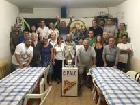 La Penya Madridista del Solsonès celebrà la Champions i la Supercopa