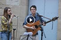 Video: Grups de música als carrers de Solsona amb el Fora Estocs