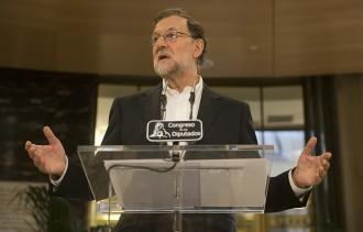 Vés a: Mariano Rajoy: «La formació de govern a Espanya és més un desig que un fet»