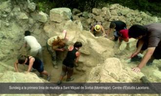 El Centre d'Estudis Lacetans inicia un any més les excavacions arqueològiques