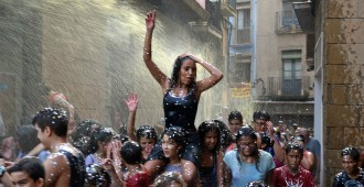 Dissabte comença la Festa Major de Manresa amb el Correaigua