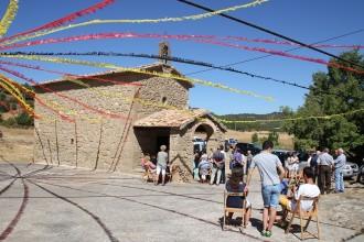 La partida de Sant Bernat viu la seva gran festa