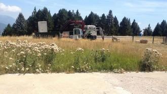 Territori i Sostenibilitat inicia les obres de millora de l'heliport de Port del Comte