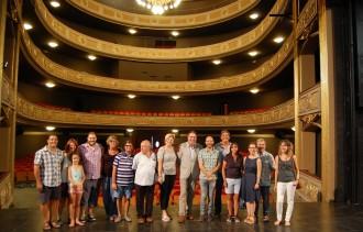 El Teatre Conservatori estrena aspecte renovat