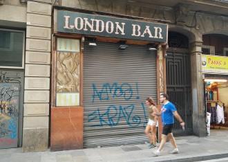 Vés a: El London Bar del Raval encara no ha escrit el seu epíleg