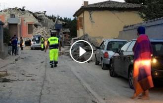 Vés a: Almenys onze morts en un terratrèmol de 6,2 graus que sacseja el centre d'Itàlia