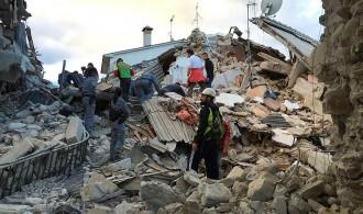 Vés a: Un centenar de rèpliques han succeït al terratrèmol del centre d'Itàlia