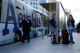 Vés a: Els usuaris de l'Aerobús creixen un 4,16% tot i l'L9 a l'Aeroport