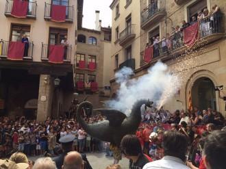 Solsona obre fins al dia 31 les reserves d'espai a la plaça per a persones amb mobilitat reduïda per la Festa Major