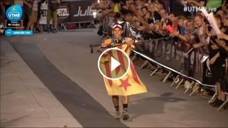 Vés a: VÍDEO Pau Capell guanya la TDS, la prova de 120km de l'Ultra Trail Mont Blanc