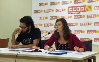 Vés a: CCOO llança una guia contra la precarització laboral dels joves
