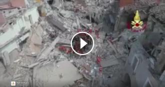 Vés a: VÍDEOS Les destrosses del terratrèmol del centre d'Itàlia a vista de dron