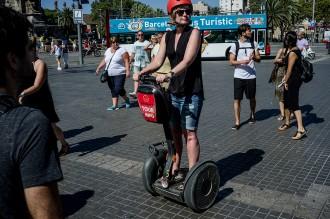 Vés a: Patinets elèctrics i «segways», a punt de ser expulsats de les voreres de Barcelona