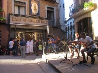 La històrica botiga de Casa Adroguer Nou es reinaugura