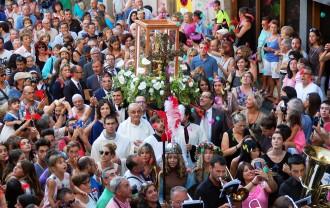 Vés a: Històrica rebuda de la Mare de Déu de Queralt a Berga pel Centenari