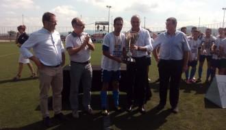 Vés a: El San Cristóbal de Terrassa és el campió de la Copa Catalunya Amateur