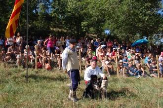 Vés a: Miquel Adrover s'endú el 54è Concurs de Gossos d'Atura de Castellar de n'Hug
